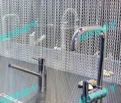 Chain Room Dividers - kitchen curtain divider decorate the house with beautiful curtains