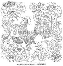 rooster coloring pages to print tagged with chicken coloring pages