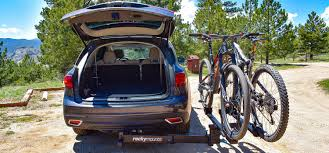 Subaru Forester Bike Rack by Rockymounts