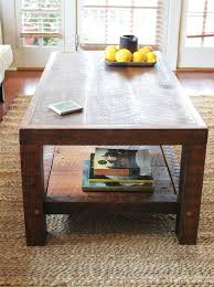 Barge Draft Tables Oversized Coffee Table Made From New Orleans Barge Board And