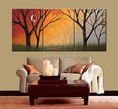 Painting For Living Room by Oil Painting For Home Decoration Home Painting