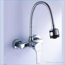best kitchen faucet with sprayer amusing wall mounted kitchen faucet with sprayer best single