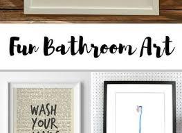 bathroom wall art realie org