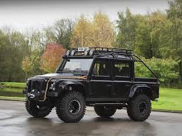 land rover spectre used 2011 land rover defender 110 svx spectre defender for sale in