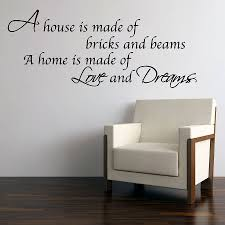 home stickers for walls wall stickers for bedrooms best home love and dreams home wall stickers