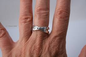 personalized rings for mothers s ring personalized ring s ring sterling