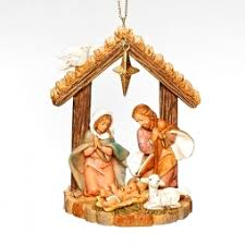 fontanini 7 inch flying ornaments pair fontaninistore