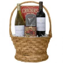 wine basket build a basket wine pre designed gift baskets