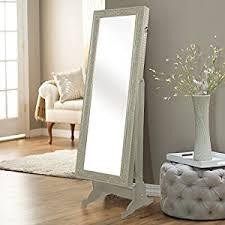 jewelry armoire full length mirror nice idea long mirror jewelry armoire full length wall mount