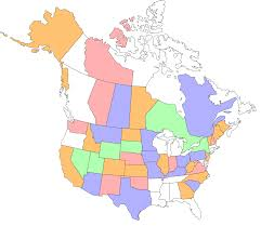 Map Of Canada And Alaska by Create Your Visited States And Provinces Map Gas U2022 Food U2022 No Lodging