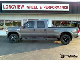 Ford F350 Truck Accessories - ford f 350 throttle dually rear d513 gallery fuel off road wheels