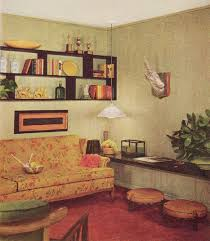 Interior Home Decorator by 114 Best Vintage Interiors Images On Pinterest Retro Kitchens