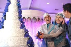 wedding cake balikpapan faridahfaz wedding