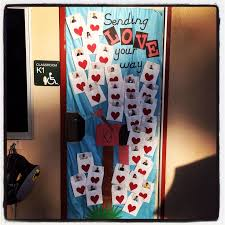 Valentine S Day Classroom Door Decorations Ideas by 36 Best Valentines Day Images On Pinterest Valentines Day