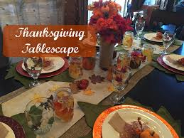 my thanksgiving tablescape 2015 dollar tree items