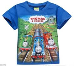 toddler walking cairns streets thomas tank
