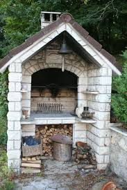 free images vintage cottage backyard fireplace barbecue
