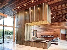 modern wood wall illuminazioneled net