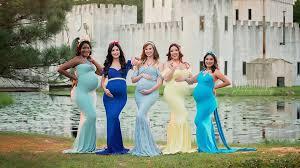 Maternity Photo Shoot This Disney Princess Maternity Shoot Has An Amazing Backstory