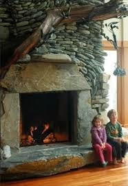 Unique And Beautiful Stone Fireplace by 140 Best Stone Fireplaces Images On Pinterest Stone
