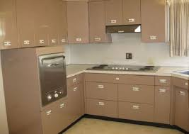 Catchy Retro Metal Kitchen Cabinets Image Of Backyard Model Title - Retro metal kitchen cabinets