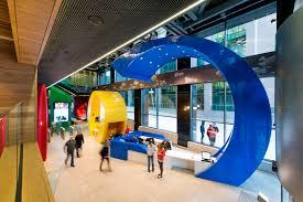 enchanting google office design pictures best google office ideas