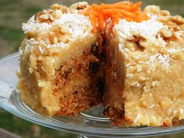 grain free carrot cake vegan u2013 fastpaleo