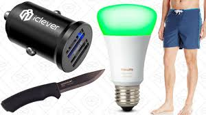 today u0027s best deals swimwear morakniv knives philips hue and more
