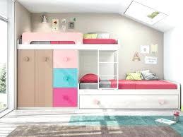 amenager une chambre pour 2 lit pour deux enfants lit 2 couchages pas cher pour chambre de
