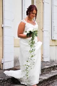 robe de mari e femme ronde robe de mariée bohème pour femme ronde un jour une mariée