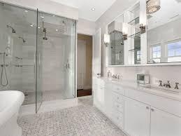 white master bathrooms all white master bathroom ideas