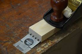 Bench Dog Cookies Adding A Flush Bench Stop Paul Sellers U0027 Blog