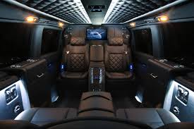 lexus luxury van mercedes viano by carisma auto design is the ultimate luxury van