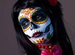Sugar Skull Halloween Costumes 50 Halloween Calaveras Makeup Sugar Skull Ideas Women