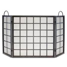 Texas Fireplace Screen by 10 Best Fireplace Screens For Winter 2017 Decorative Metal
