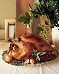 turkey cooking tips martha stewart