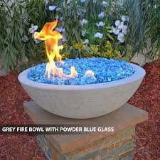 concrete fire bowl round 60