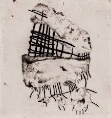 maya malachowski bajak zea mays printmaking
