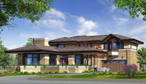 prairie style home plans decor craftsman prairie style house plans for architecture