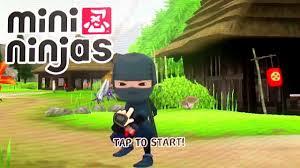 mini ninjas apk mini ninjas android gameplay