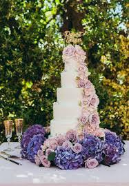 Hydrangea Wedding A Dreamy Pink And Purple Themed Wedding In Marbella Real
