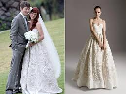 chelsea clinton wedding dress wedding dresses at a fraction of the cost preowned
