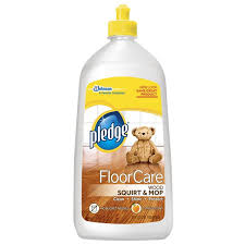 pledge floorcare wood and mop review