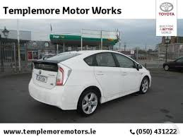how toyota prius works used 2013 131 toyota prius prius hybrid luxury hybrid in tipperary