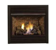 Vent Free Propane Fireplaces by Monessen Smartline 36 Inch Ventless Gas Fireplace Lp Ventless