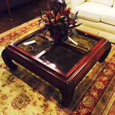 fantastic finds mid century modern ming style coffee table