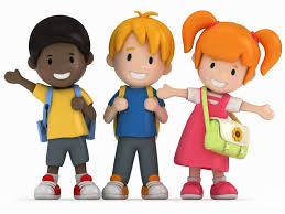3d cartoon kids clipart indesign arts and crafts