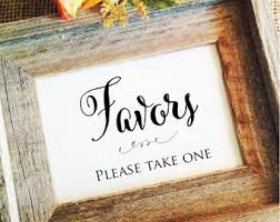 favors wedding wedding favors etsy