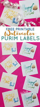 purim stickers purim labels for mishloach manot beyond the balagan