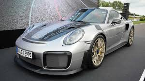 Porsche 911 Gt2 - 2018 porsche 911 gt2 rs motor1 com photos